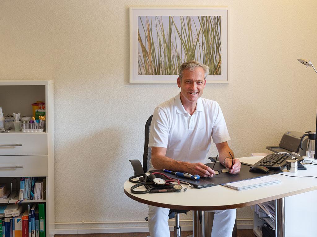 Dr med Sven Ulrich Winter