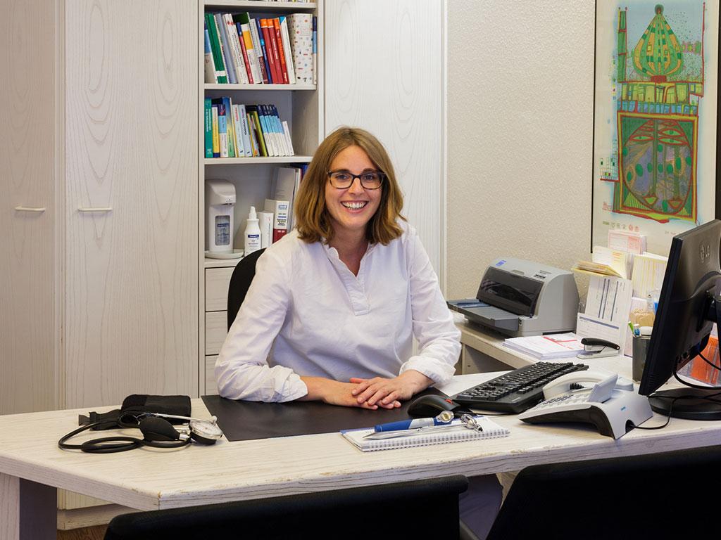 MU Dr Caroline Faure